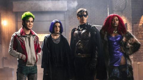 Titans (Titanes) Temporada 1 - Galería