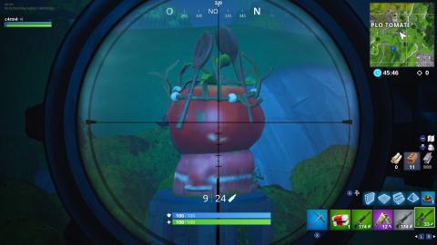 tomate coronado fortnite