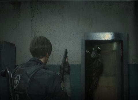 Resident Evil 2 Remake Mr. X