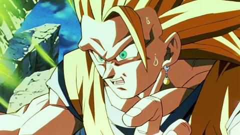 Dragon Ball Goku Super Saiyan 3 vs Gohan definitivo