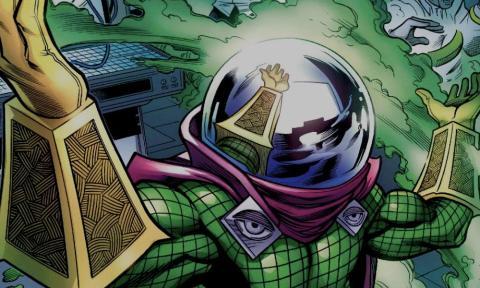 Mysterio, a lo largo de los años