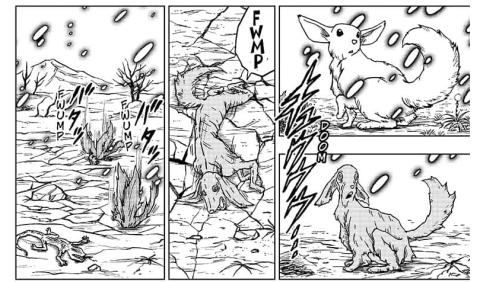 Moro, el nuevo enemigo de Dragon Ball Super