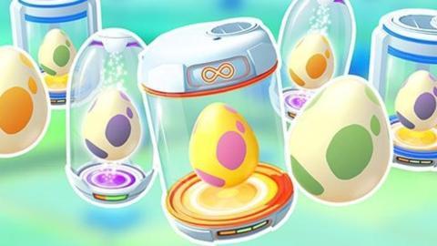 Pokémon GO Huevos
