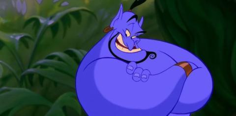 Aladdin - Genio