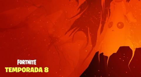 Fortnite 4 teaser temporada 8