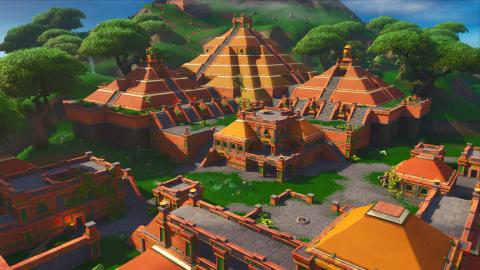 Fortnite temporada 8 escalones estivales
