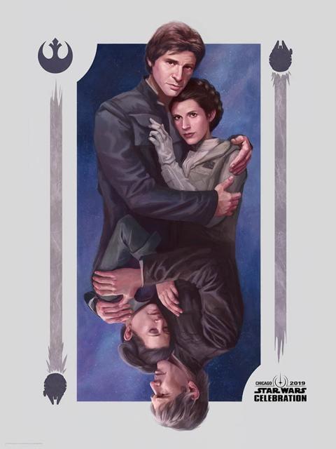 Star Wars Celebration 2019 art