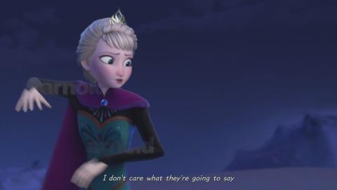 Kingdom Hearts 3 Frozen