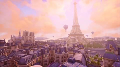 Overwatch París
