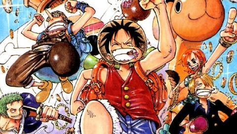 Los mejores mangas de Manga Plus - One Piece
