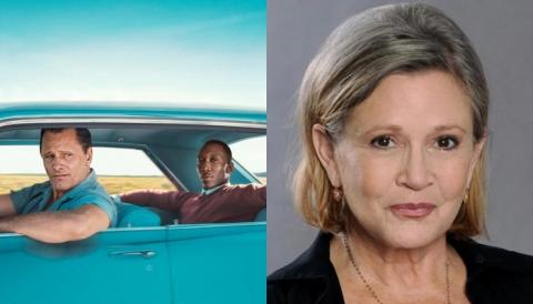 Oscar 2019 - La dedicatoria a Carrie Fisher en el discurso de Green Book