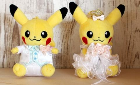 En Japón se organizan bodas personalizadas de Pokémon