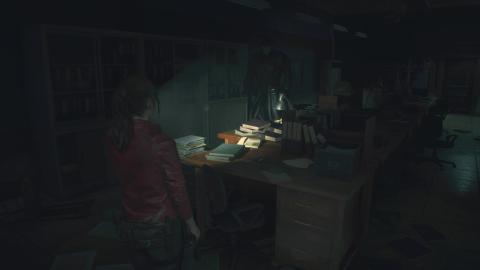 Resident Evil 2 Remake trofeo cazatesoros
