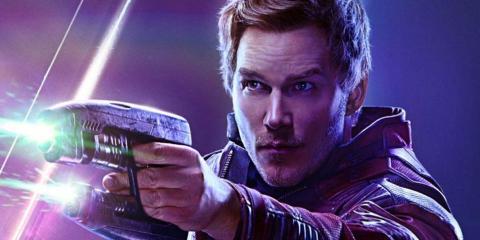 Vengadores: Infionity War - Star Lord