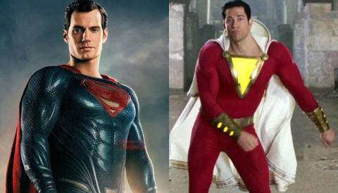 ¿Habrá cameo de Superman en Shazam?