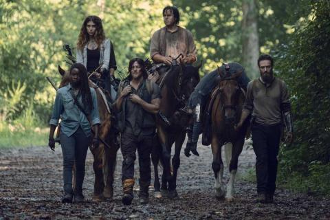 The Walking Dead 9x09