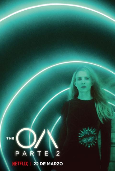 The OA Parte 2 - Poster