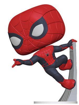 Funko Pop! Spider-Man Lejos de casa