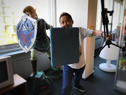 Junichi Masuda Pokémon Espada y Escudo