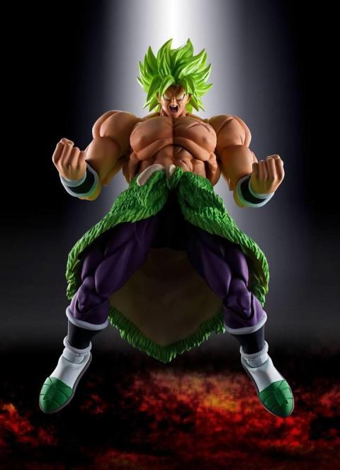 Dragon Ball Super Broly figuras