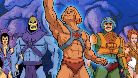 He-Man y los Masters del Universo