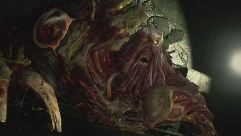 Resident Evil 2 Remake jefes