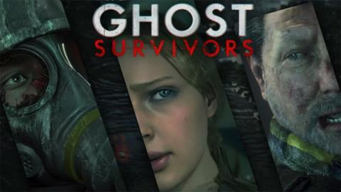 Resident Evil 2 Remake Ghost Survivors