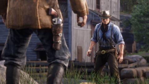Duelos Red Dead Redemption 2