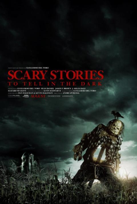 Scary Stories to Tell in the Dark de Guillermo del Toro