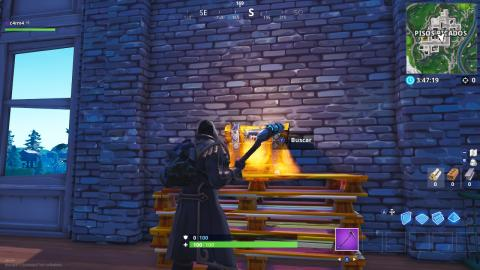 Fortnite temporada 8 cofres