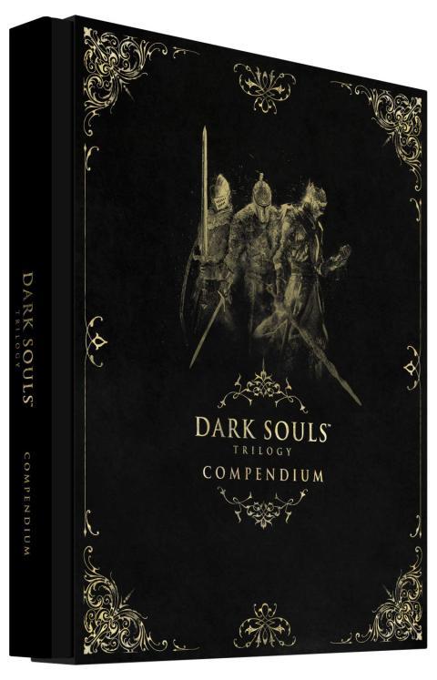 Dark Souls libro arte