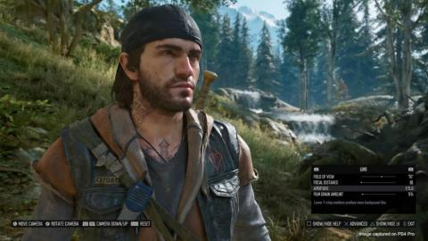 Days Gone Modo Foto