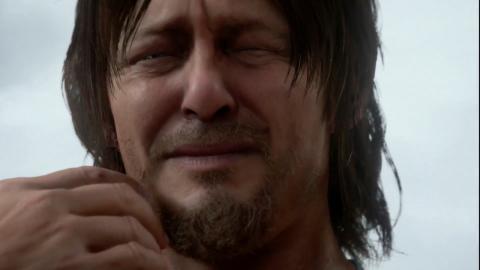Death Stranding PS4 Hideo Kojima