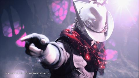 Devil May Cry 5 orbes rojos