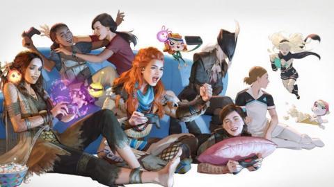 Dia internacional de la mujer tema PS4 2019