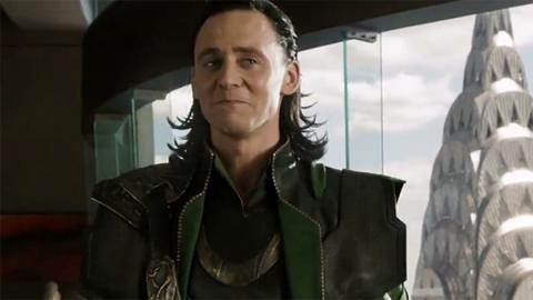 Villanos del UCM - Loki
