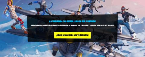 Estadisticas Fortnite temporada 7