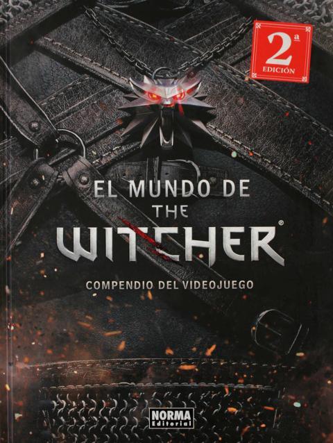 The Witcher 3 libro arte