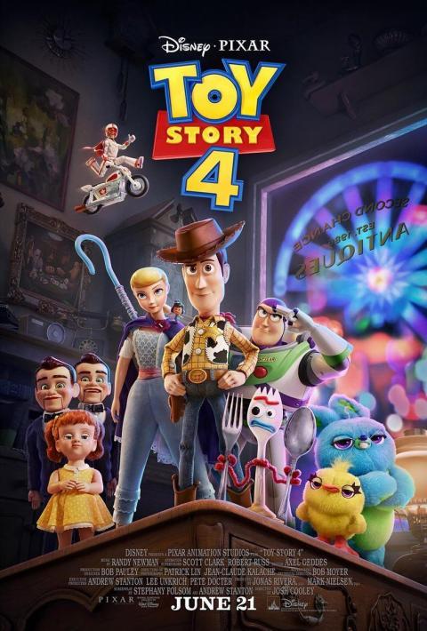 Toy Story 4 Tráiler En Español Del Regreso De Pixar