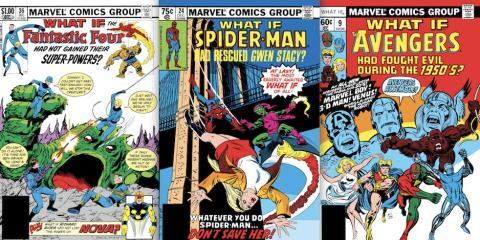 """Disney+ quiere hacer una serie inspirada en los """"What if?"""" de Marvel Comics"""