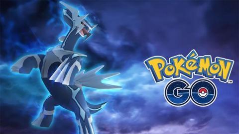 Pokémon GO Dialga