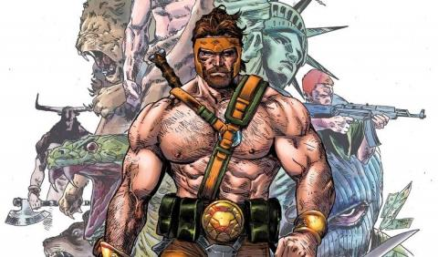 Hércules Marvel Comics