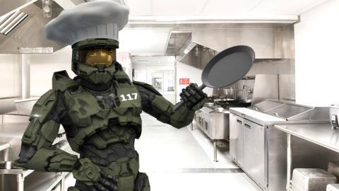 Master Chief Chef