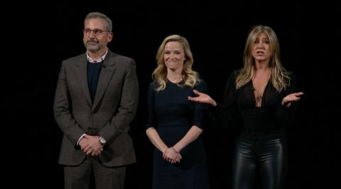 Presentación Apple TV+ - Steve Carell, Reese Witherspoon y Jennifer Aniston