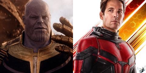 Vengadores Endgame - La genial respuesta de Josh Brolin a la teoría sobre Ant-Man y Thanos