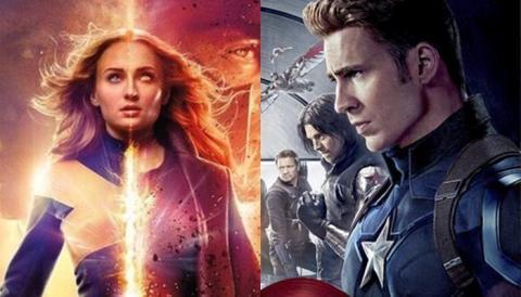 La curiosa similitud entre X-Men Fénix Oscura y Capitán América: Civil War
