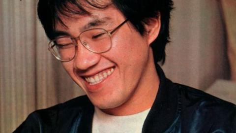 Akira Toriyama nominado a los Premios Eisner