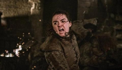 Arya Stark Juego de Tronos