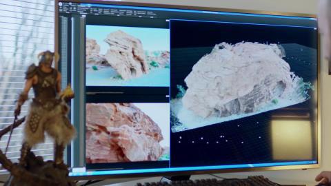 Bethesda presenta una nueva tecnología de escaner de paisajes