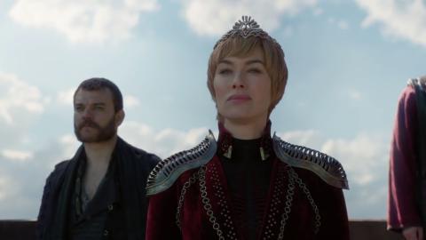 Cersei Lannister Juego de Tronos 8x04